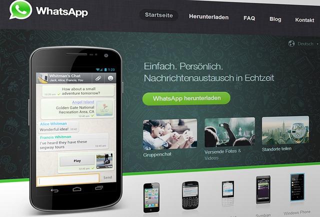 Die Integration von WhatsApp in Unternehmen – nicht mehr ein No-Go?!