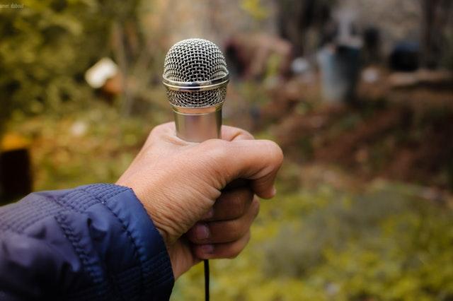 Welche Mikrofone empfehle ich Ihnen zu nutzen.