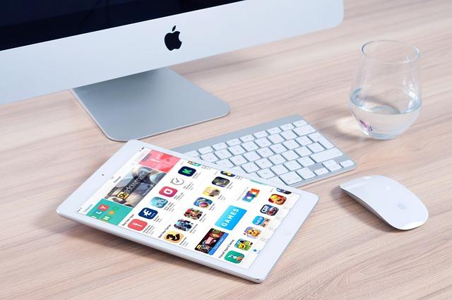 Maus am iPad benutzen – von der Fiktion zur Wirklichkeit