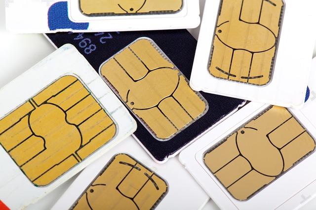 Das Konzept von Dual-SIM