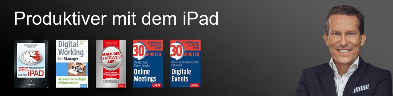 Produktiver mit dem iPad