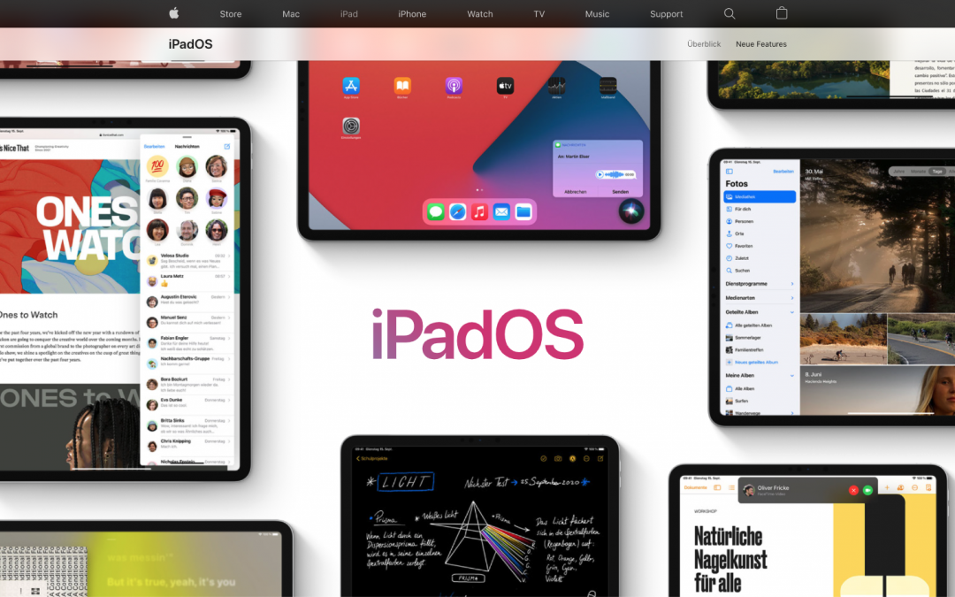 Weshalb iOS15 für mich enttäuschend aber trotzdem toll ist