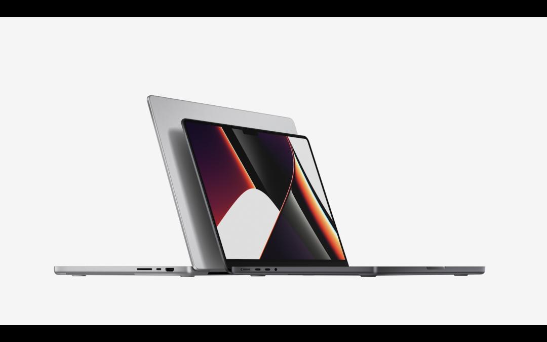 Apple Keynote 18.10.2021